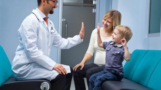 A Milano un nuovo centro per le malattie dei bambini