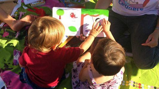 Nati per leggere: al via la settimana che celebra la lettura
