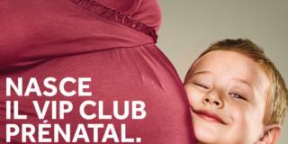 12 mesi di saldi ininterrotti con il Vip Club Prénatal