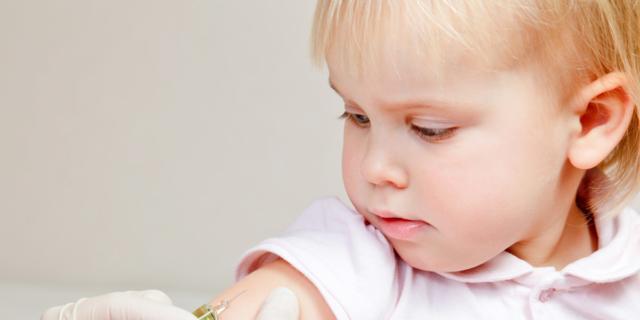 Influenza: sì al vaccino sotto i sei anni