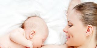 Allattare al seno, un'assicurazione sulla vita