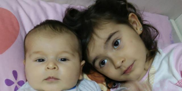 Antonio e Ilenia sono i bimbi del giorno