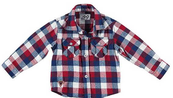 Camicia in flanella – IDo