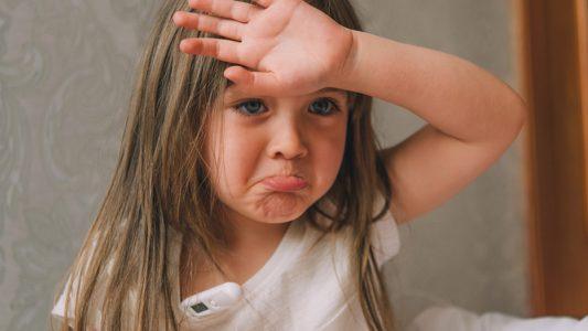 Emicrania nei bambini: non sempre servono i farmaci
