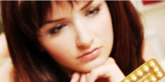 Depressione: più rischi con la pillola?