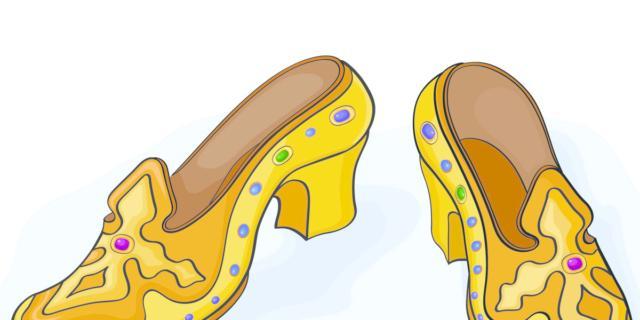 Le scarpe logorate dal ballo – Fiaba