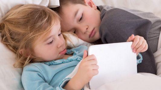 Rischio dipendenze per i bambini che dormono poco