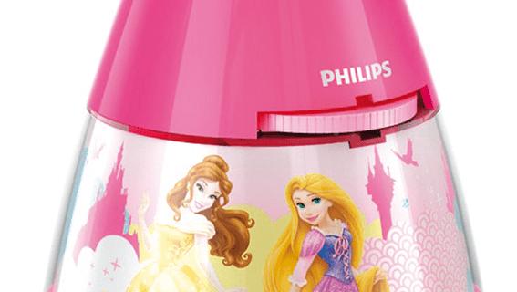 Luce notturna con proiettore, Philips per Disney