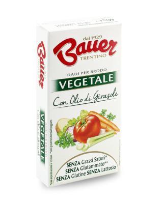 Dado vegetale, Bauer