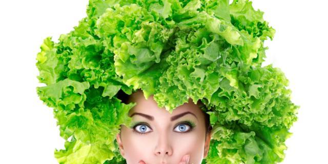 La dieta verde fa bene a tutte le età