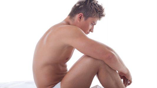 Disfunzione erettile per l'8% dei maschi (giovani)