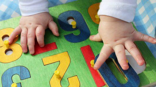 Giochi con la matematica da piccolo? Andrà meglio a scuola