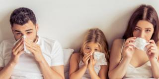 Influenza, picco in arrivo a fine gennaio