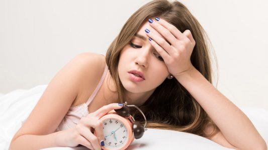 Dormire male mette il cuore a rischio