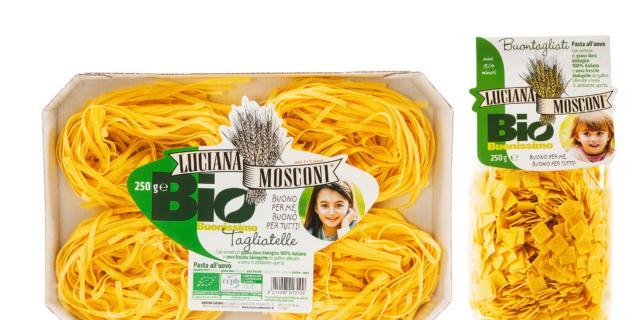 Bio Buonissimo, Luciana Mosconi