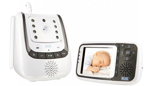 Eco-Control Baby Monitor, Nuk