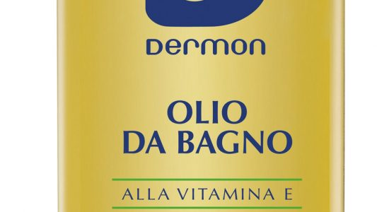 Olio da Bagno con vitamina E, Dermon