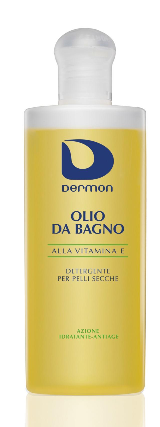 Olio da bagno con vitamina e dermon bimbi sani e belli - Olio da bagno dermon ...