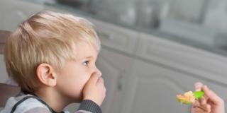 Selettività alimentare: tra le cause anche l'autismo
