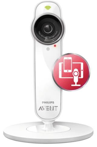 Baby Monitor, Philips Avent