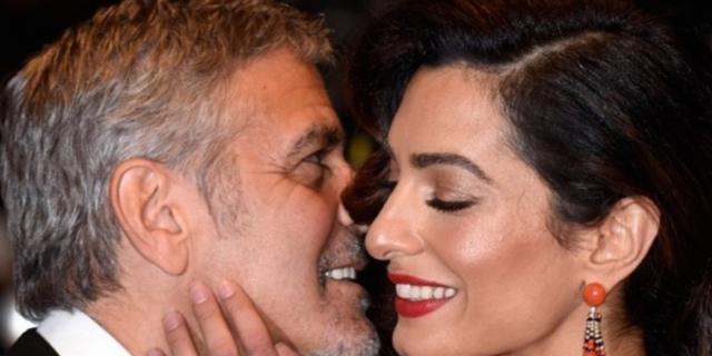 Clooney e Amal, in arrivo due gemelli