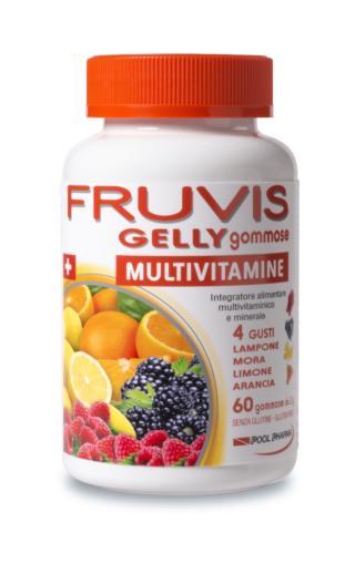 Fruvis Gelly Gommose, Pool Pharma