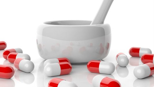 Schiacciare pillole e compresse un rischio per la salute