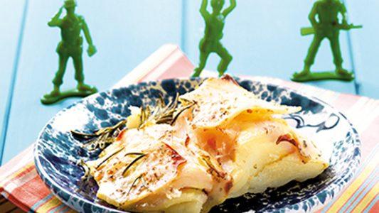 Stoccafisso Norvegese in crosta di patate