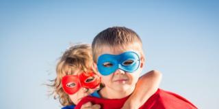 Attenzione ai supereroi: bambini più aggressivi