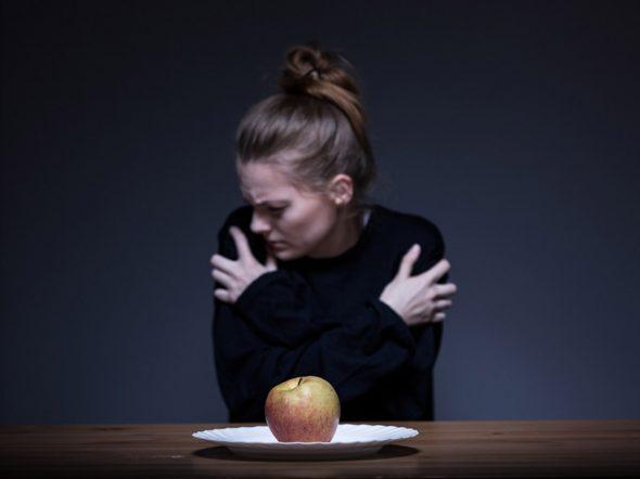 Risultati immagini per fiocco lilla anoressia