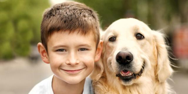 Animali domestici: aiutano lo sviluppo dei bimbi