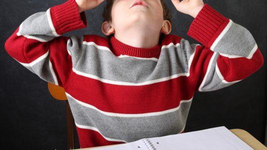 Bambini iperattivi?  No, solo più piccoli