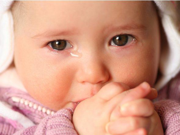 Carenze alimentari nel bebè? La risposta nel test sulle lacrime