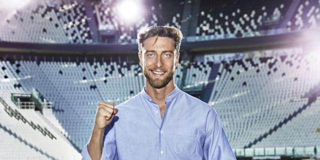Passione senza riserve: vinci una partita con Marchisio