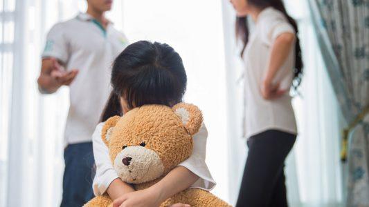 Separazione: come preparare i figli