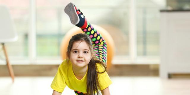Umore nei bambini: più attività fisica, bye-bye depressione