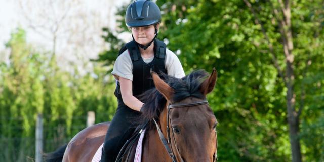Andare a cavallo favorisce lo sviluppo cognitivo nei bambini