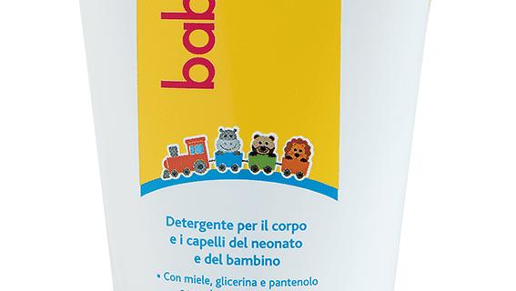 Detergente 2 in 1 Corpo & Capelli, Babygella