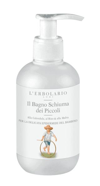Il Bagno Schiuma dei Piccoli, L'Erbolario