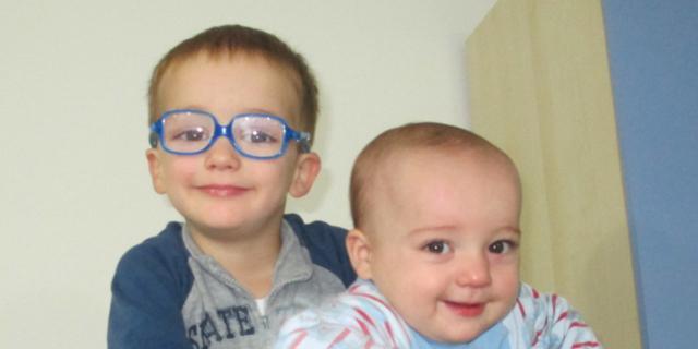 Mirco e Giulio sono i bimbi del giorno