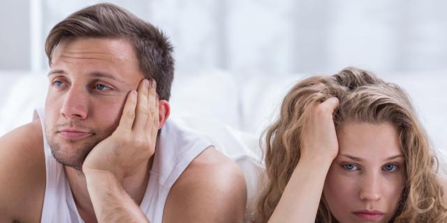 Problemi sessuali: per gli uomini possono dipendere anche dal gruppo sanguigno