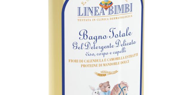 Bagno Totale, Linea Bimbi Helan