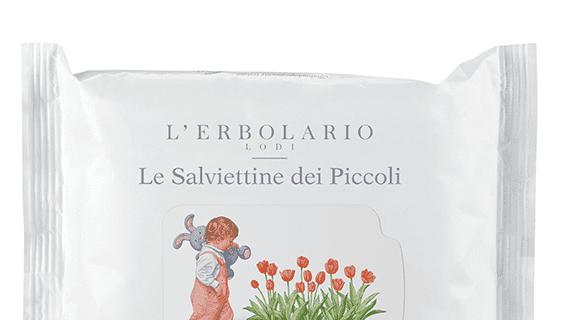 Le Salviettine dei Piccoli, L'Erbolario