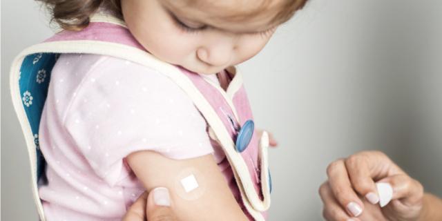 Glicemia: per misurarla ora basta un cerotto