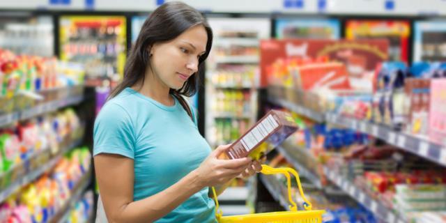 Etichette degli alimenti: come leggerle