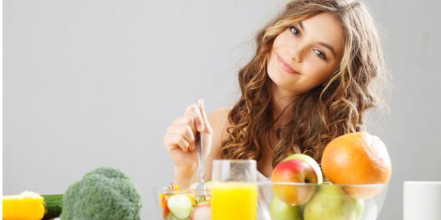 Tanta frutta e verdura per ridurre lo stress, soprattutto nelle donne