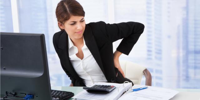 Mal di schiena: attenzione ai movimenti sbagliati