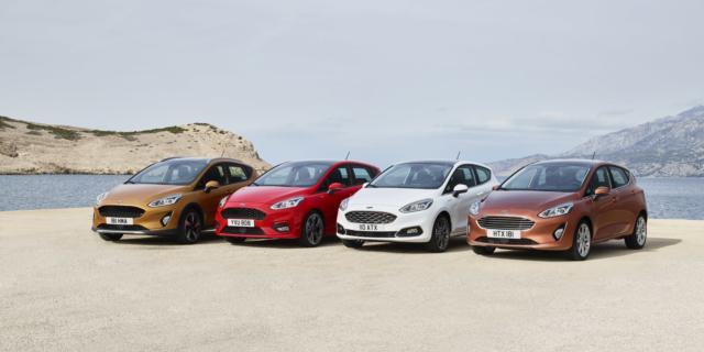 Ford Fiesta, la nuova generazione della compatta dell'Ovale Blu
