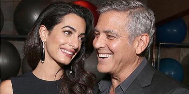 Amal e George Clooney, spese pazze per i gemelli