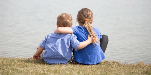 Empatia: primi segnali già a 4 anni